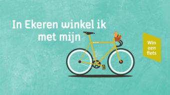 """""""In Ekeren winkel ik met…"""" actie tot 31 augustus 2020"""